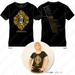 Acid Black Cherry TOUR『2012』 Tシャツ (レディース) B