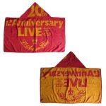 L'Arc~en~Ciel(ラルク) 20th L'Anniversary Live フードタオル