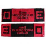 9mm Parabellum Bullet(キューミリ) 10th Anniversary Live「O」「E」 Tシャツ(ブラック)