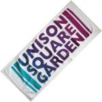 UNISON SQUARE GARDEN(ユニゾン) TOUR 2012 SPECIAL~Spring Spring Spring~  タオル