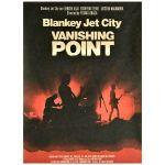 BLANKEY JET CITY(ブランキー・ジェット・シティ) ポスター VANISHING POINT 2013 映像作品