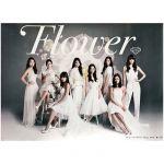 E-girls(イー・ガールズ) ポスター flower 太陽と向日葵 2013 購入特典