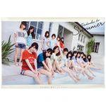 乃木坂46(のぎざか) ポスター 裸足でSummer タワーレコード 特典 2016