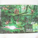T.M.Revolution(西川貴教) ポスター ティセラ 2000