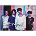 [Alexandros](ドロス) ポスター ALXD タワーレコード特典 2015 [Champagne](シャンペイン)
