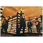 [Alexandros](ドロス) ポスター Me No Do Karate. HMV特典 2013 [Champagne](シャンペイン)