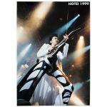 布袋寅泰(BOOWY) ポスター HOTEI 1999