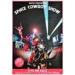 布袋寅泰(BOOWY) ポスター SPACE COWBOY SHOW 1997