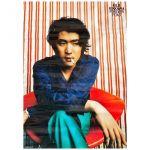 吉川晃司(COMPLEX) ポスター FOREVER ROAD 1995