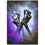 吉川晃司(COMPLEX) ポスター 10th ANNIVERSARY MEMORIAL LIVE 1993