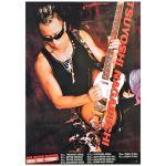 長渕剛(ながぶち つよし) ポスター 2009 TSUYOSHI NAGABUCHI ARENA TOUR FRIENDS ツアー