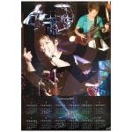 UVERworld(ウーバーワールド) ポスター 2013 カレンダー