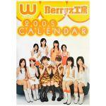 Berryz工房(ベリ工) ポスター 2005 壁掛け カレンダー W (ダブルユー)  7枚組