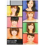 Berryz工房(ベリ工) ポスター 2012 カレンダー 壁掛け 8枚