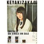 欅坂46(けやきざか46) ポスター 風に吹かれても けやき坂46 影山優佳