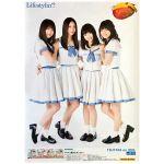 SKE48(AKB48) ポスター 意外にマンゴー TSUTAYA on IDOL 小畑優奈 北野瑠華 古畑奈和 矢作有紀奈