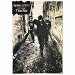 BLANKEY JET CITY(ブランキー・ジェット・シティ) ポスター THE SIX ベストアルバム 1995