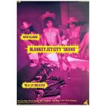 BLANKEY JET CITY(ブランキー・ジェット・シティ) ポスター SKUNK 1995
