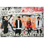 THE ORAL CIGARETTES(オーラル) ポスター BLACK MEMORY 2017 TSUTAYA 特典ポスター B ver