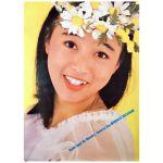 渡辺美奈代(わたなべみなよ) ポスター 両手いっぱいのメモリー 1988