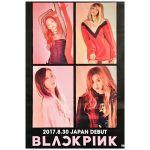 BLACKPINK(ブラックピンク) ポスター BLACKPINK 2017 HMV特典