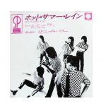 氷室京介(ヒムロック) その他 スピニッヂ・パワー HOT SUMMER RAIN (1980年9月5日) EP レコード