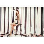 安室奈美恵(アムロ) ポスター LIVE STYLE 2014 バニー