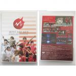 BOYS AND MEN(ボイメン) DVD SPORTS AND MUSICLIVE スポライ 2015