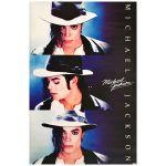マイケル・ジャクソン(キング・オブ・ポップ) ポスター 3ポーズ