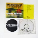 Mr.Children(ミスチル) CD Versus ヴァーサス 初回盤 帯あり