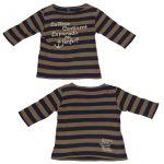 椎名林檎(東京事変) 東京事変 LiveTour 2012 Domestique Bon Voyage Tシャツ おしゃれマドロス ネイビー×オリーブ