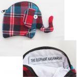 """エレファントカシマシ(エレカシ) 30th ANNIVERSARY TOUR 2017 """"THE FIGHTING MAN"""" elephant コンパクトポーチ レッド"""