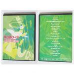 JUDY AND MARY(ジュディマリ) TAKUYA DVD ROBO+S ROCKING SANDY ROCKING SAM TOUR 2009年12月22日
