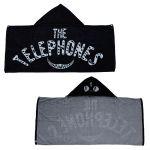 the telephones(ザ・テレフォンズ) その他 フード付きバスタオル