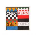 チェッカーズ(CHECKERS) その他 バンダナ 三角形 四角形
