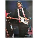 ビートルズ(THE BEATLES) ポスター 洋楽 Paul McCartney & Wings ポール・マッカートニー&ウイングス ロックショウ Rock Show 1981頃