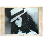 中島みゆき(なかじまみゆき) ポスター miss M. 1985