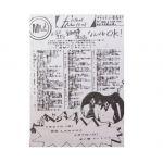 Mr.Children(ミスチル) 会報 Father & mother vol.1 1991年3月頃 創刊号
