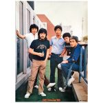 オフコース(OFF COURSE) ポスター 1983 小田和正