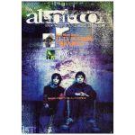 WANDS(ワンズ) ポスター al.ni.co アルニコ 晴れた終わり 告知 上杉昇 1998