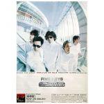 ゴスペラーズ(The Gospellers) ポスター FIVE KEYS 1999