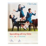 Perfume(パフューム) ポスター Spending all my time
