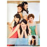 ℃-ute(キュート) ポスター 2013カレンダー 11~12月