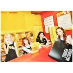 E-girls(イー・ガールズ) ポスター 特典ポスター(ダーリン)