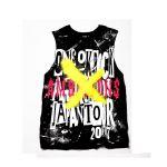 """ONE OK ROCK(ワンオク) 2017 """"Ambitions"""" JAPAN TOUR タンクトップ ブラック"""