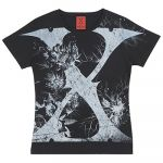 X JAPAN(エックス) X JAPAN WORLD TOUR 2014 at YOKOHAMA ARENA デザインTシャツ