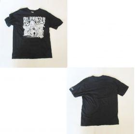 マキシマムザホルモン(mth) ぶっ生き返すTOUR  Tシャツ