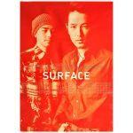 surface(サーフィス) ポスター レッド カレンダー