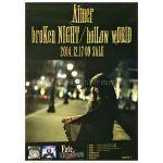 Aimer(エメ) ポスター broKen NIGHT/holLow wORlD 2014
