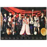 和楽器バンド(わがっきバンド) ポスター 戦-ikusa-/なでしこ桜 2015 カレンダー
